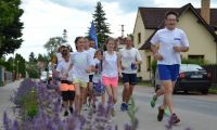 Mírová štafeta Peace Run (12. 6. 2017)